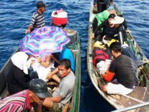 малайзия кораблекрушение