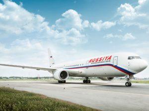 самолет авиакомпания россия