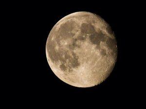 луна полнолуние суперлуние космос