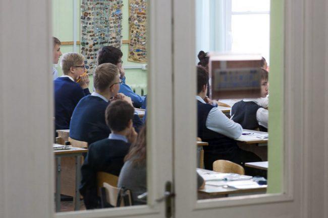 школа дети урок образование 239 лицей