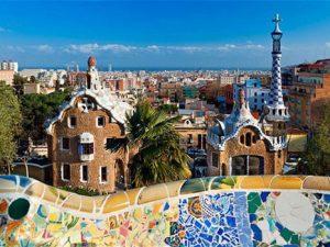 Каталония Испания Барселона
