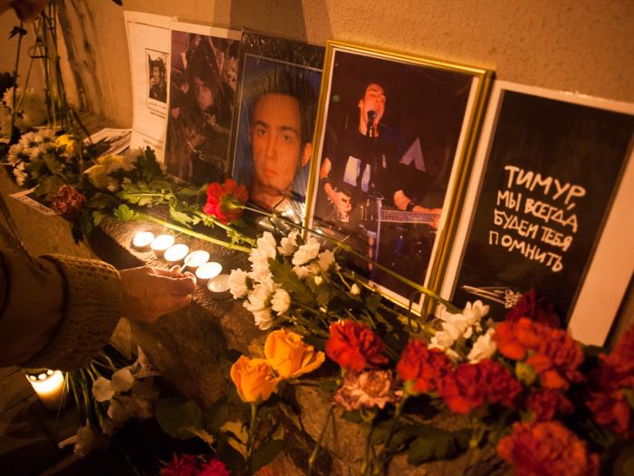 акция памяти Тимура Качаравы
