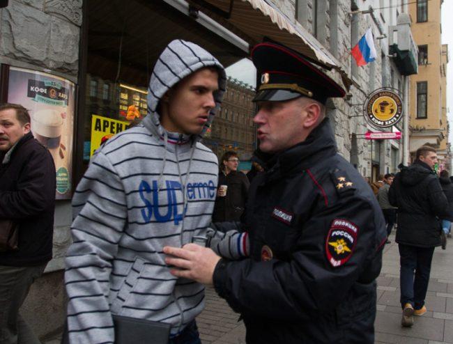 националисты русский марш