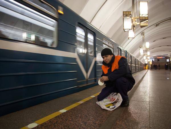 открытие метро Лиговский проспект