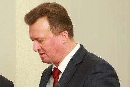Владимир Ушаков глава московского района