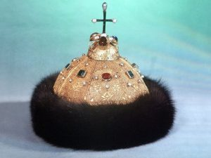 царь шапка мономаха