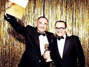 фото из официального инстаграма The Golden Globe Awards