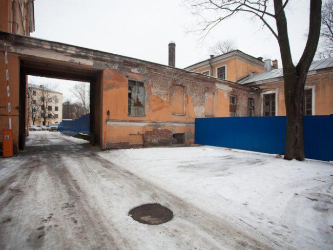 военно-медицинская академия боткинская улица ВМА