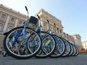 велосипед велопрокат