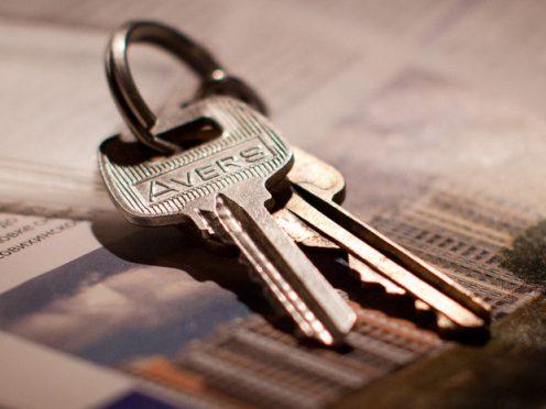 ключи квартира
