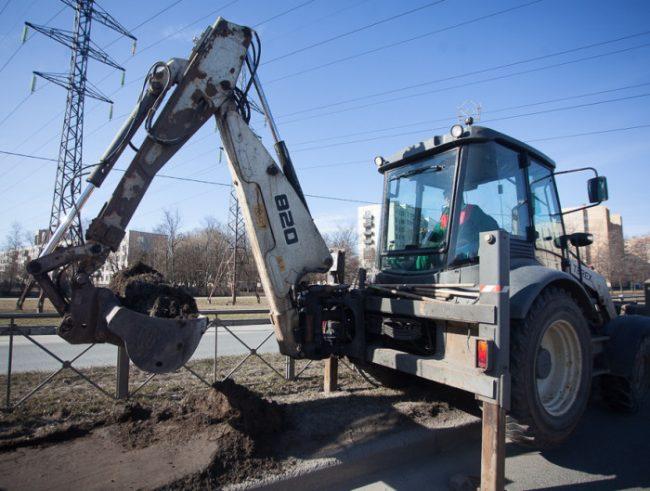 газоны грунт коммунальные службы ремонт газона трава