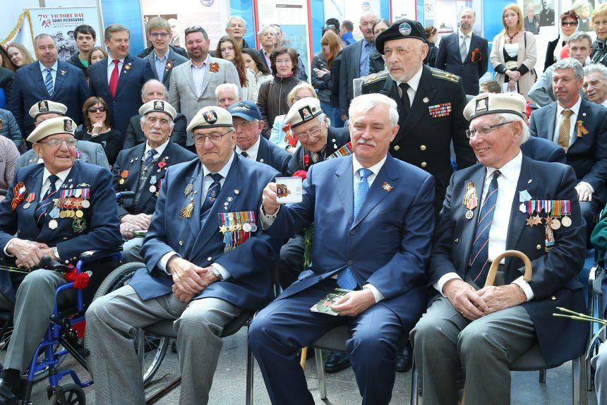 полтавченко и британские ветераны