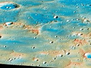 меркурий NASA