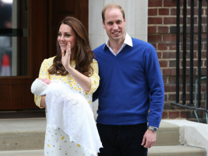 фото из твиттера Кенсингтонского дворца