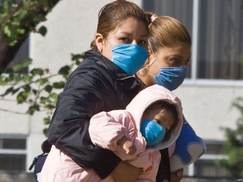 больничные маски