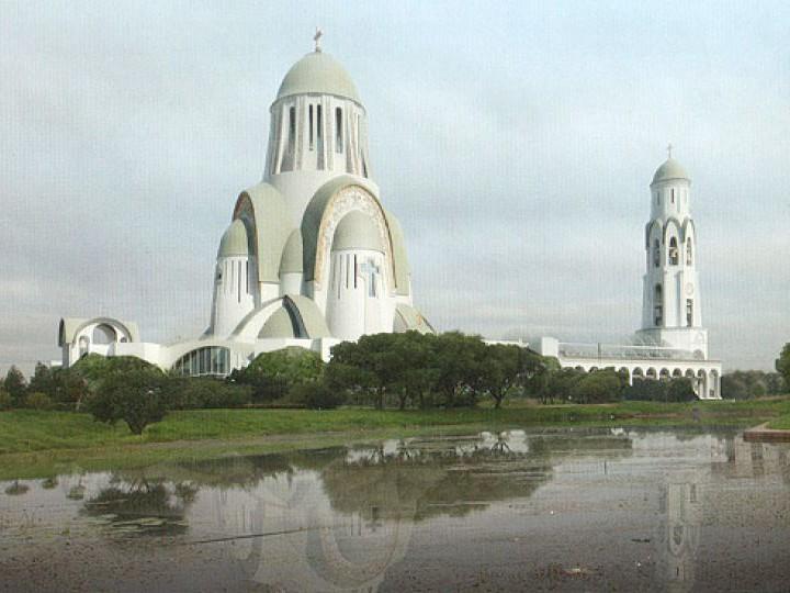 проект храма в Малиновке/с сайта metronews.ru