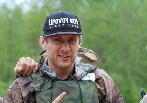 Александр Липовой
