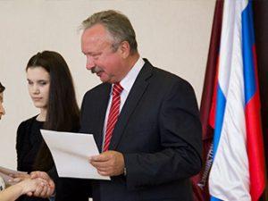 Дмитрий Берестов глава пушкинского района
