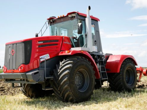 трактор петербургского тракторного завода