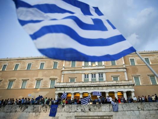 греция флаг греции