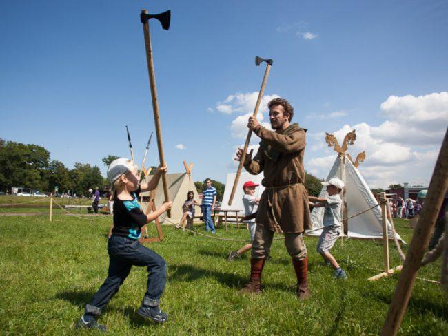битва на неве рыцарский турнир фестиваль