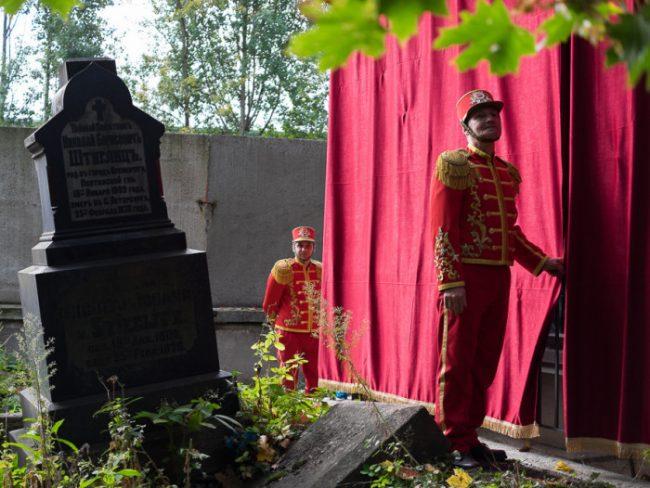 открытие могилы чинизелли