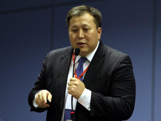 Азис Абакиров, председатель Кыргызской ассоциации разработчиков программного обеспечения и услуг
