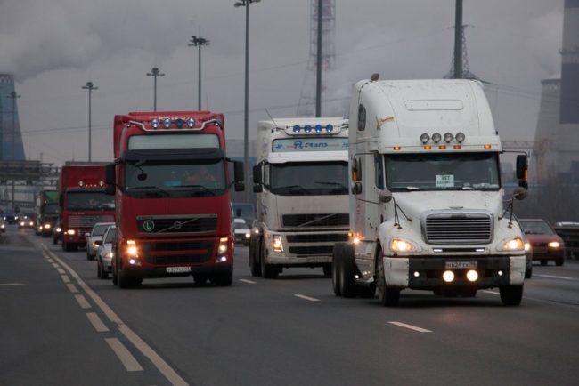 фура фуры грузовики дальнобойщики дорога трасса кад зсд