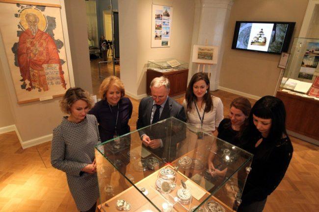 выставка музей объекты юнеско