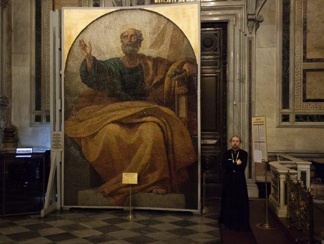 панихида исаакиевский собор