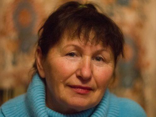 крановщица Тамара Пастухова фото: fontanka.ru
