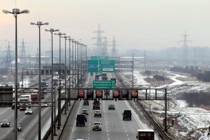 кольцевая автодорога кад петербург
