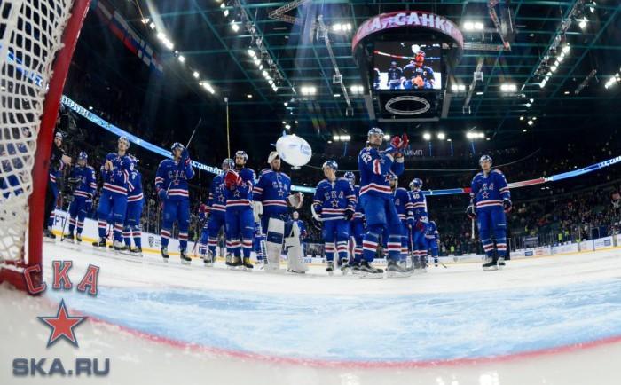 СКА, спорт. хоккей
