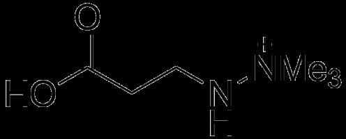 Химическая формула милдроната