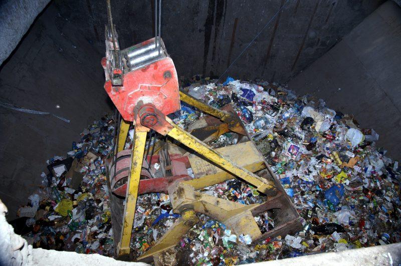 отходы мусор переработка завод мпбо-2