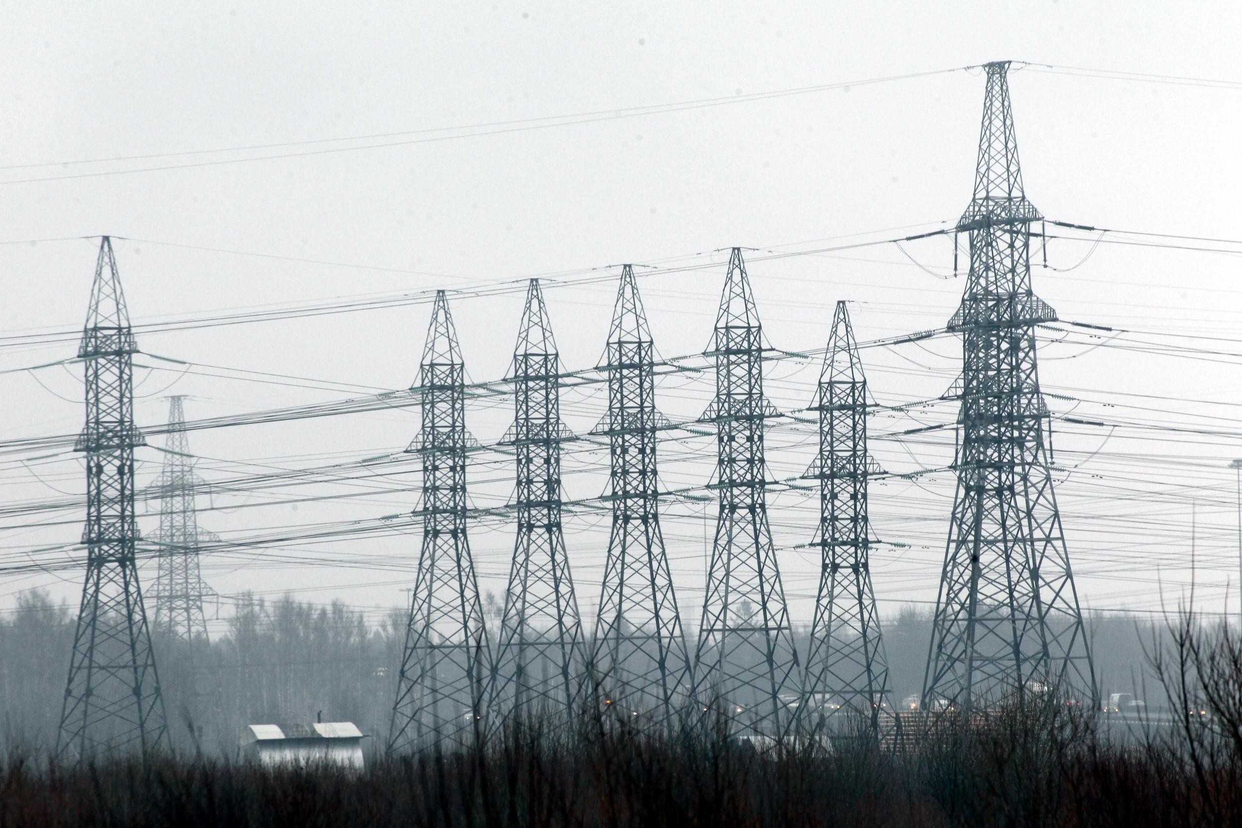 высоковольтные линии электропередач лэп энергетика электричество
