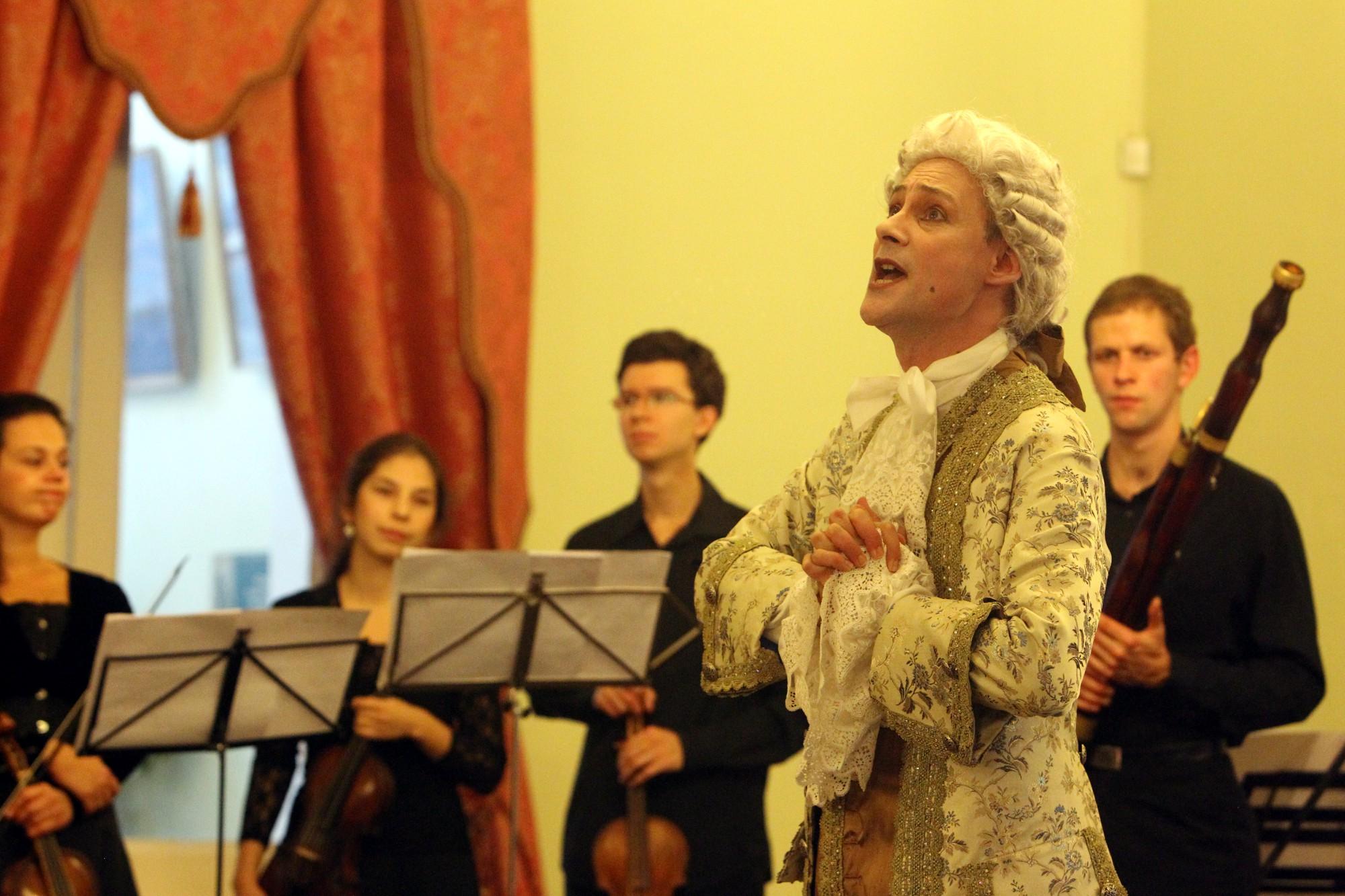 """Фестиваль Early Music в Гатчине. Фото: Илья Снопченко / ИА """"Диалог"""""""