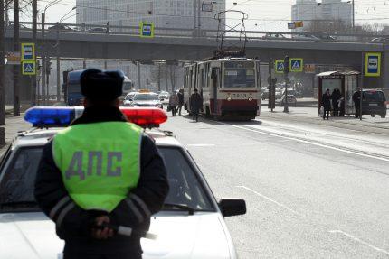 дпс гибдд полиция трамвайная остановка проспект обуховской обороны