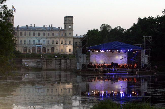 гатчинский дворец гмз гатчина ночь музыки