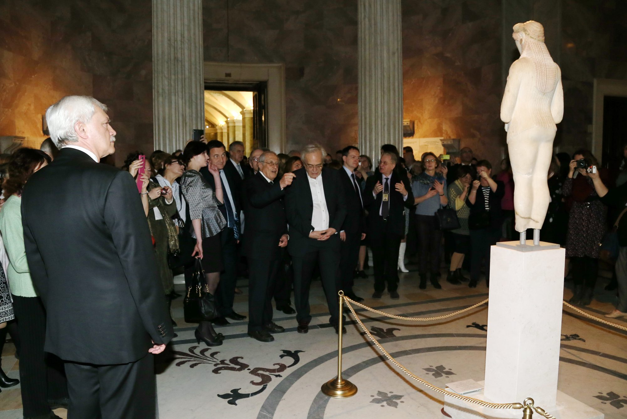 фото предоставлено пресс-службой губернатора Петербурга
