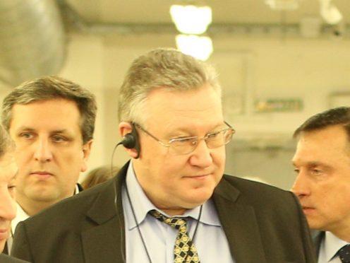 фото пресс-службы С.Н. Мовчана