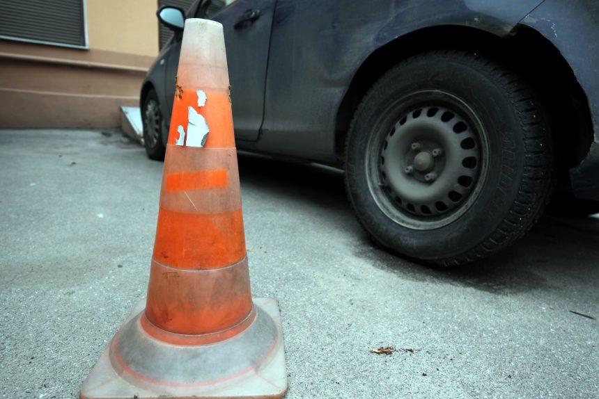 На Энтузиастов сбили перебегавшего дорогу 4-летнего малыша