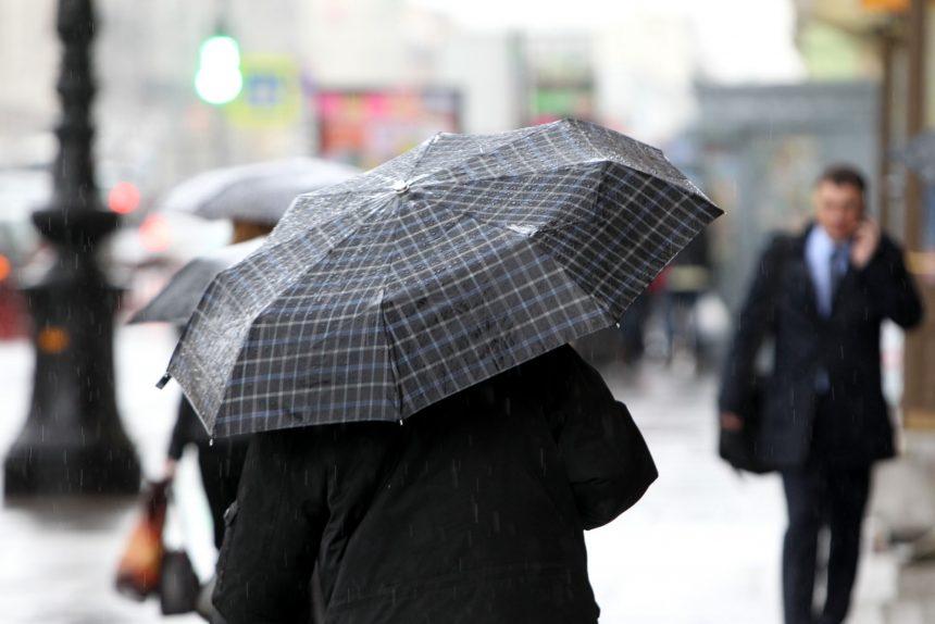 В субботу в Ленобласть придут дожди