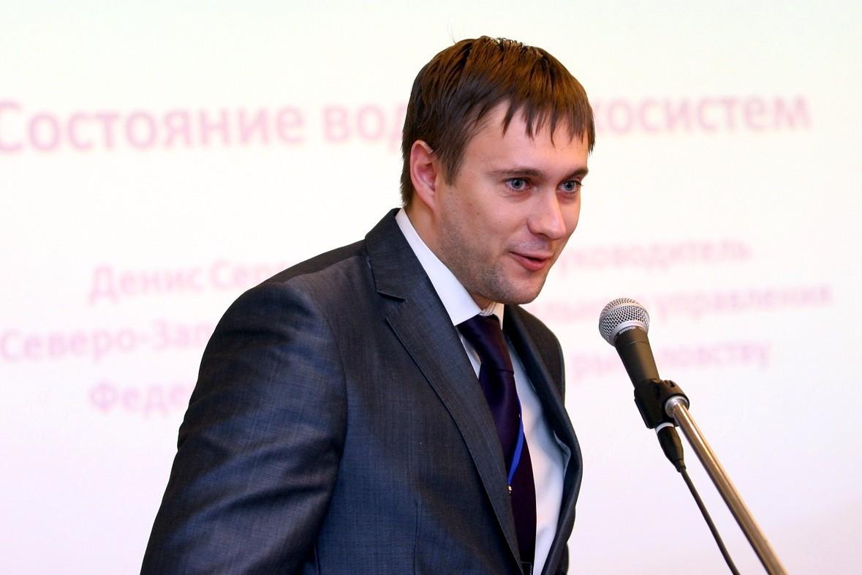 Денис Беляев. Фото с сайта СЗТУ Росрыболовства
