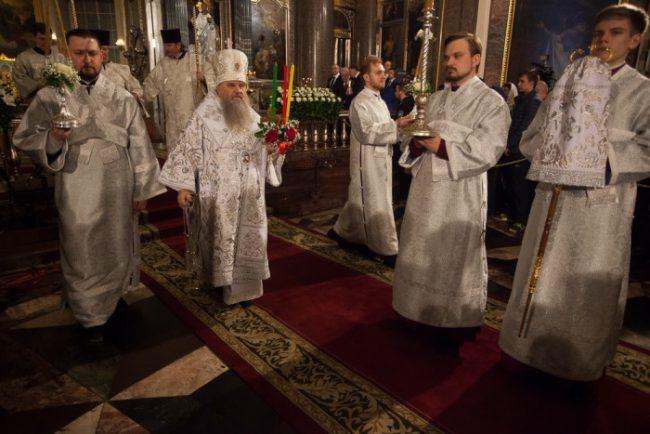 пасха православие церковь рпц  варсонофий