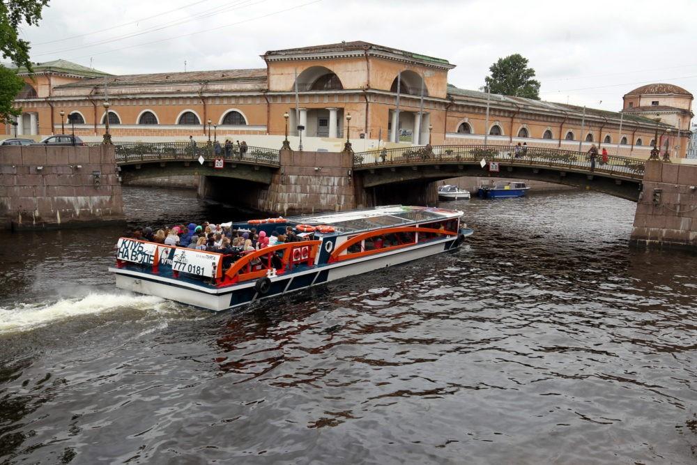 конюшенное ведомство театральный мост мойка речные трамвайчики водный транспорт