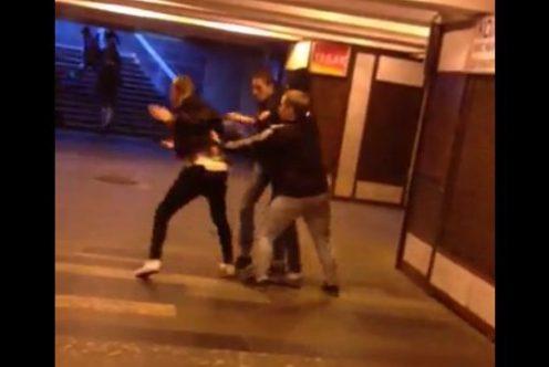 """кадр видео из группы """"ДТП и ЧП"""" """"ВКонтакте"""""""