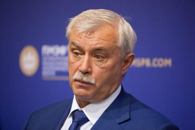 Георгий Полтавченко ПМЭФ 2016