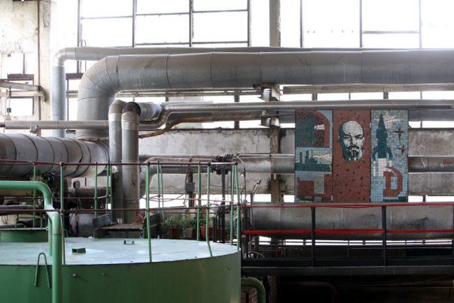 котельная парнас гуп тэк санкт-петербурга теплоснабжение ленин портрет