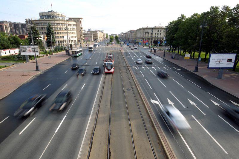 В 2017 году в Петербурге отремонтируют 2 км трамвайных путей
